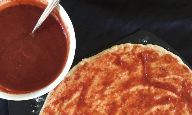 Recipe: The Fastest Pizza Sauce