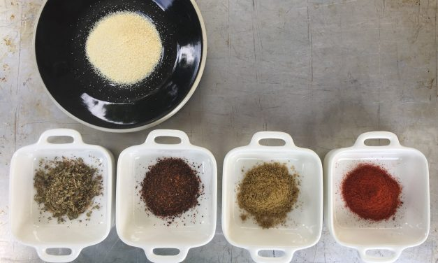 5 Dried Spices To Have On Hand