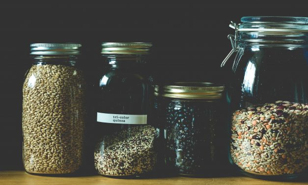 Simple Pantry Essentials