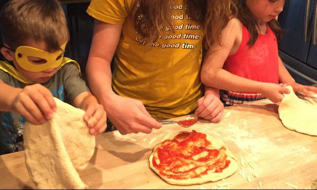 Recipe: Whole Wheat Pizza Dough