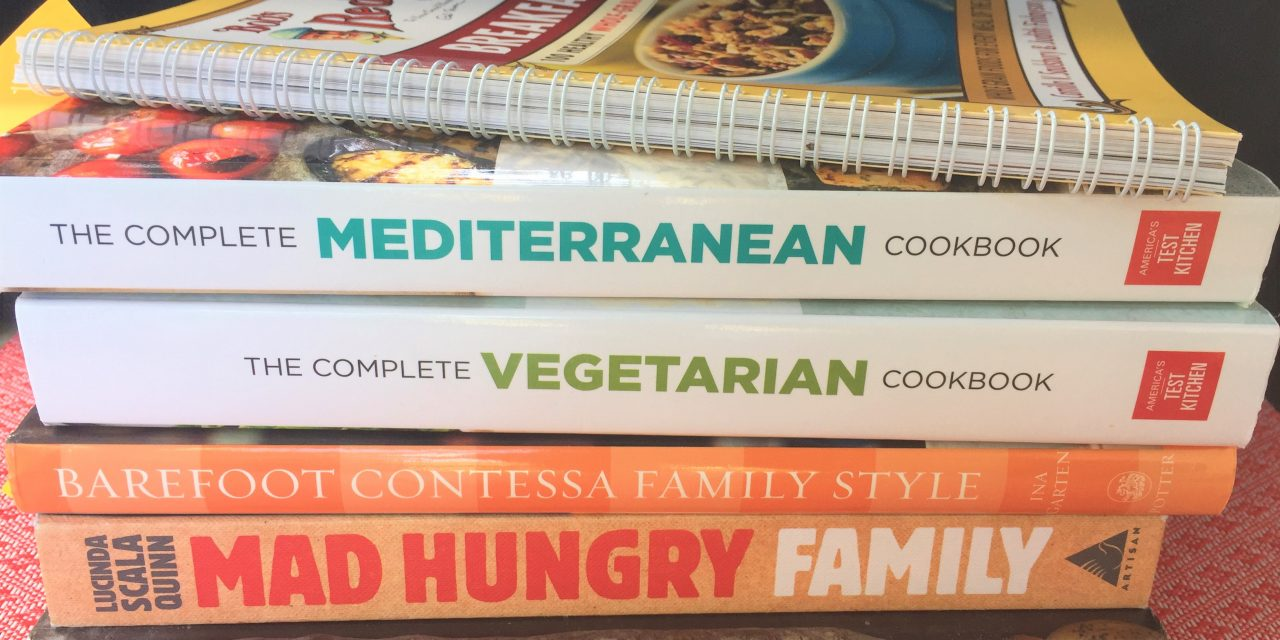 6 Cookbooks for Meal Plan Inspiration