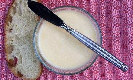 Recipe: Buttery Spread